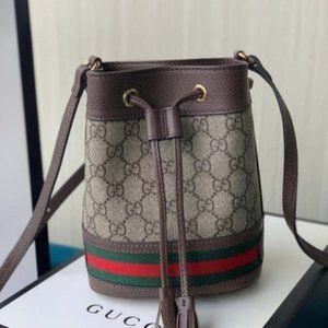 💯Brand New Ophidia mini GG bucket Shoulder bag